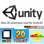 The best 2D plugins and tools for Unity3D