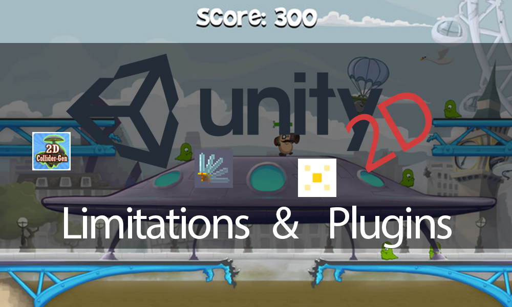 featured-unity2d limitations