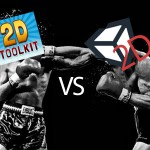Unity 2D vs 2D toolkit